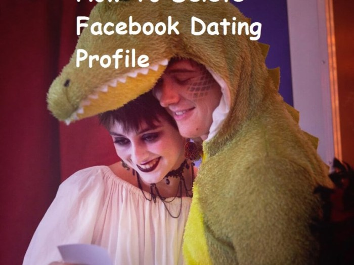 How To Delete My Facebook Dating Profile