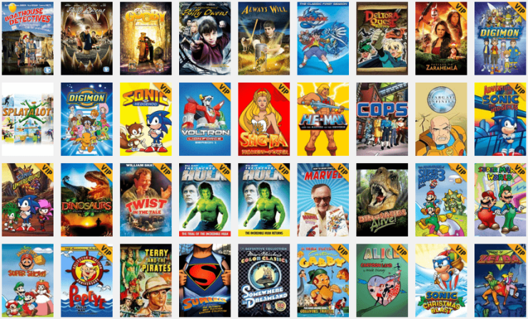 CONTV -  16 Free New Release Movie Stream Sites No Sign Up