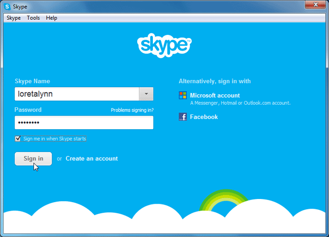 How to Setup Skype Account In A Minute