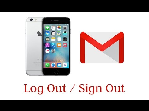 How to Logout of Email on your iPhone