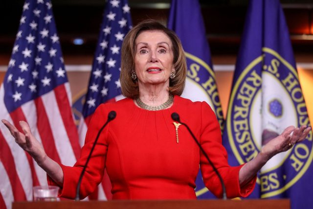 Nancy Pelosi | 55 Things You Didn't Know About Nancy Pelosi | husband, family, net worth, education, age