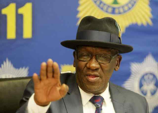 25 Things You Didn't Know About Bheki Cele