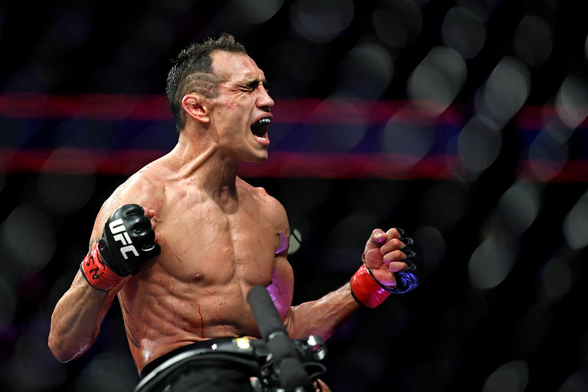 Tony Ferguson | 35 Things You Didn't Know About Tony Ferguson| No. Motivate You