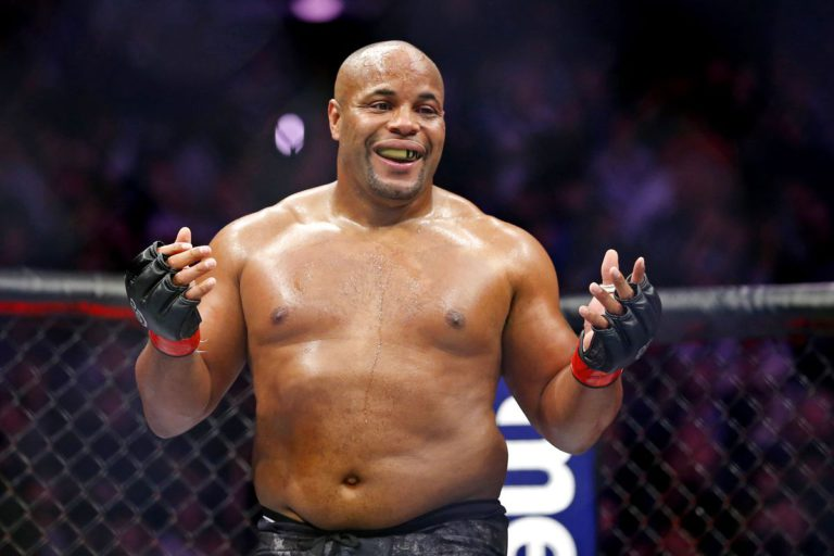 90 Things You Didn't Know About Daniel Cormier