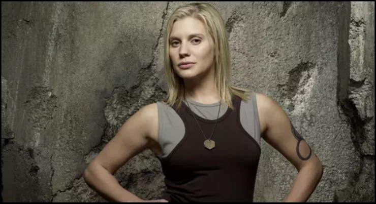About Katee Sackhoff
