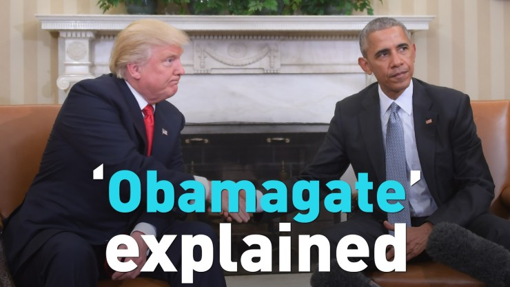 Things You Didn't Know About OBAMAGATE