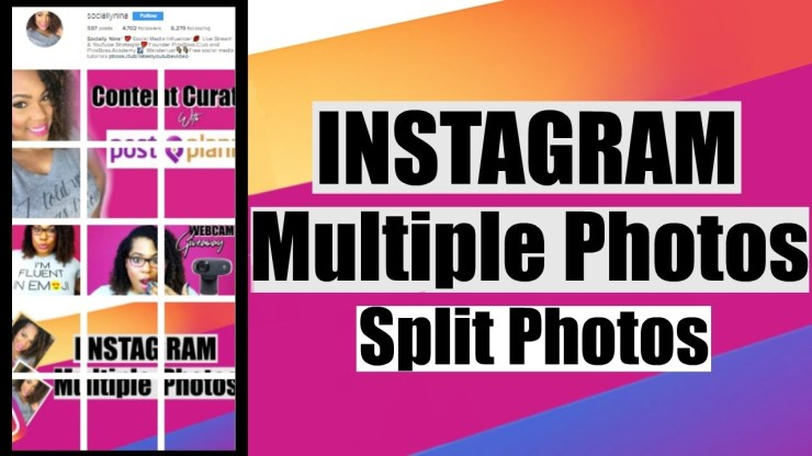 How to Delete One Instagram Picture from Multiple Photos