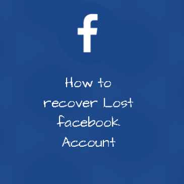 Recover an Old Facebook Account