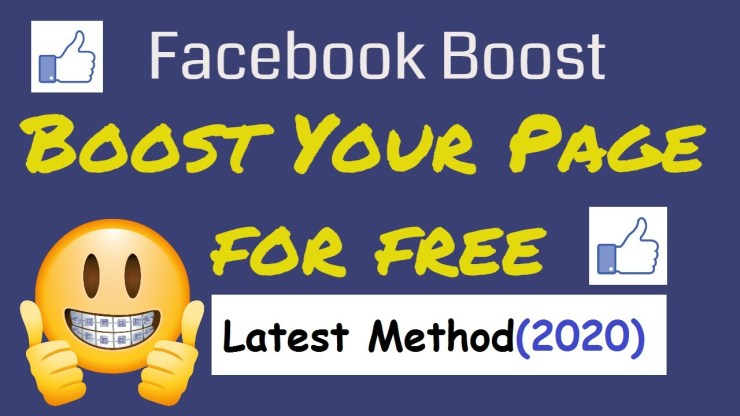 Boost Your Facebook Page Free Of Charge