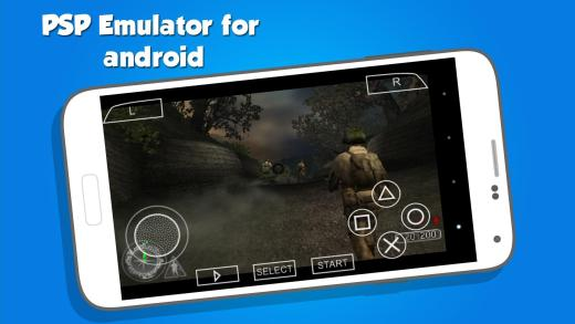 PPSSPP Emulators For Android