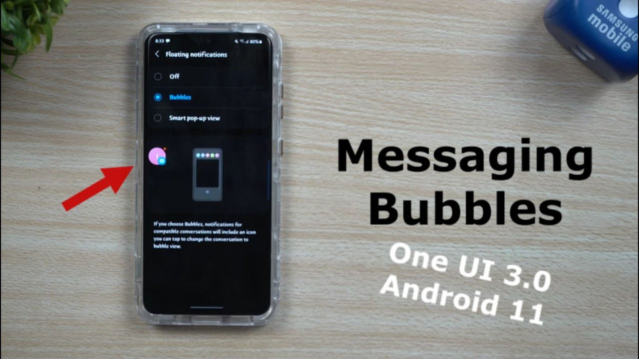 Messenger Bubbles In Android