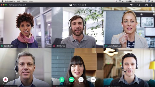 GoToMeeting Conference Service