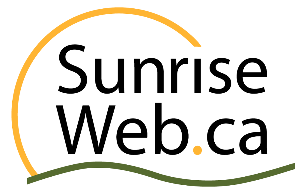 SunriseWeb.ca – Websites and more