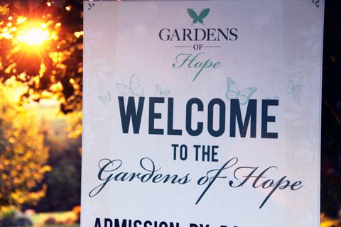 Gardens of Hope - New Glasgow, PEI