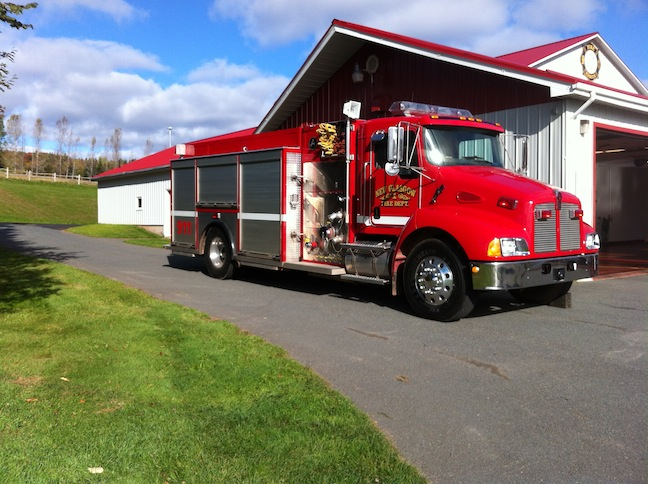 New Glasgow Fire Department