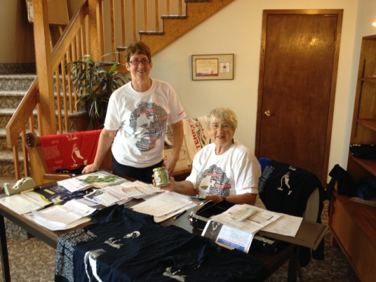 Terry Fox Run 2014 - New Glasgow Lobster Suppers