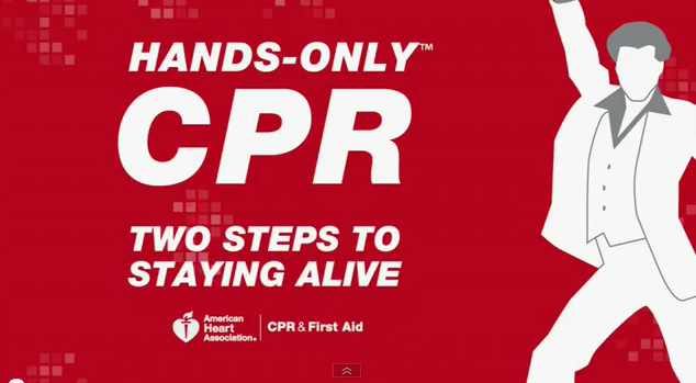 FREE: Hands-Only CPR Session
