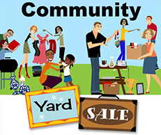 New Glasgow Community Yard Sale