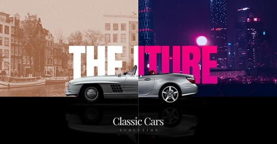 Classic Cars Evolution