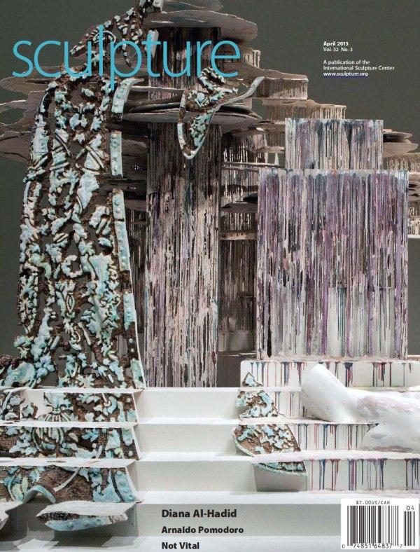 Diana Al-Hadid Sculpture