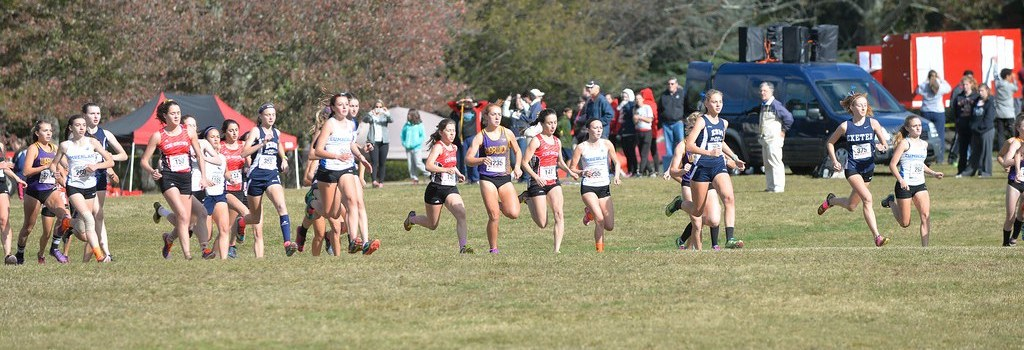 Rhode Island Middle School Cross Country Results