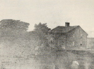 Capt. Samuel Chesley's Garrison Mentioned in 1707. Torn down 1879