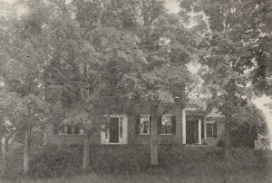 Residence of Hon. Daniel Chesley