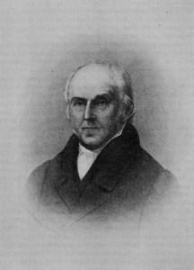Rev Curtis Coe