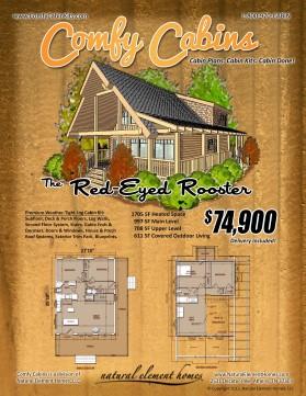 Cabela's Log Cabin Kits For Sale : cabela's, cabin, Comfy, Cabin