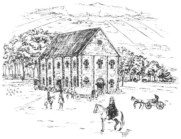 1700-1799: A Brief History of New Hanover Evangelical