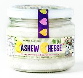 PLV Cashew Cheese