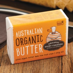 ADF butter salted