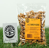 BD Almonds 500g