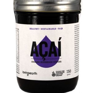 Acai Powder Loving Earth