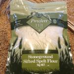Spelt Flour Powlett Hill