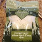 Spelt Flour Wholegrain