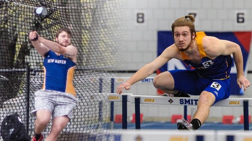 Eight Top Five Finishes Lead Men S Track And Field To Solid Showing At Yale Springtime Invitational