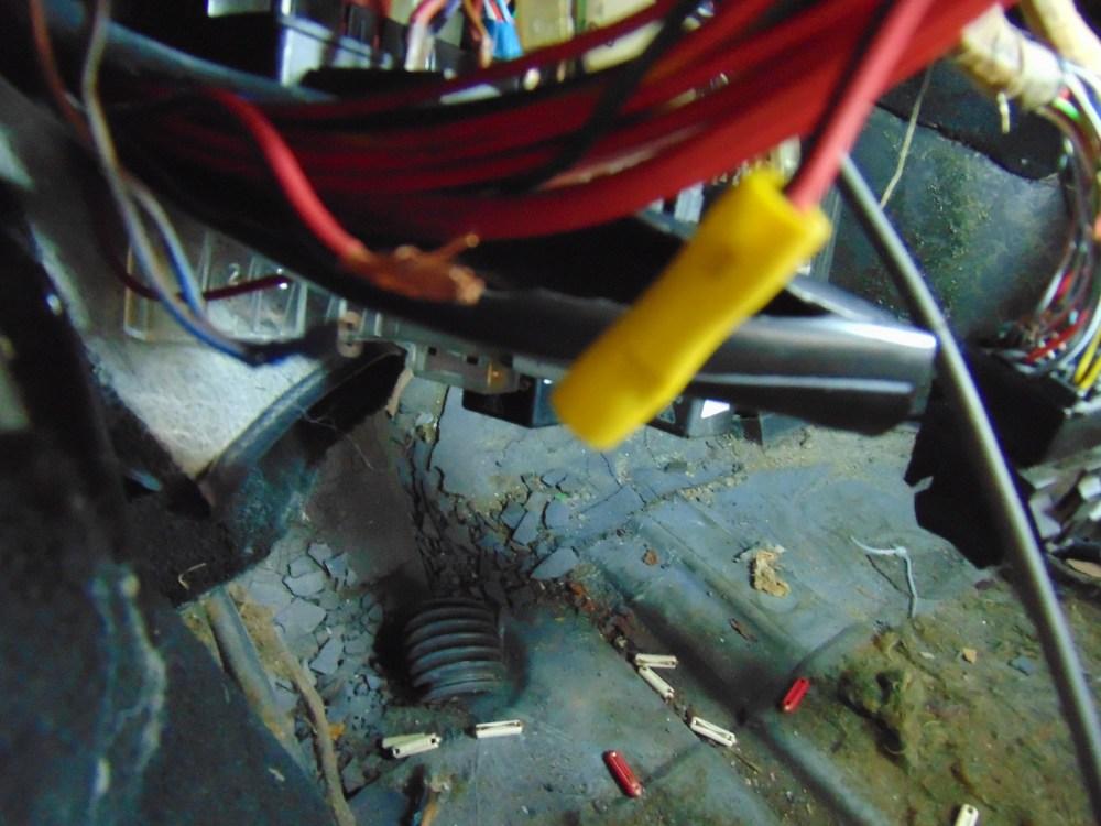 medium resolution of butt splice connector