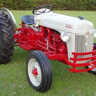 Ford 2N, 8N, 9N Tractor Service Manual