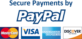 Secure PayPal Payments Accepted Here