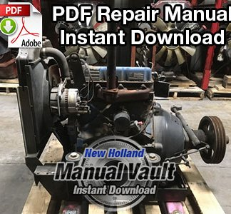 Ford BSD, BSG Engine Shop Repair Manual