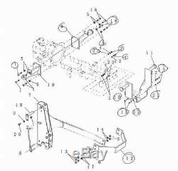 Loader Mounting DIA KIT #715781002 for New Holland 110TL