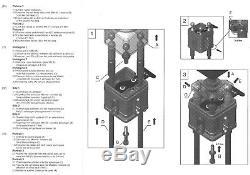 Loader joystick 1081314M91 VFH1009 + cables for Massey