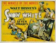 Snow White and the Seven Dwarfs - made in 1937!