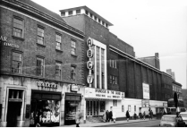 The Regal in Chesterfield - later it was the ABC