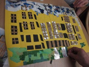 Our collage of Hardwick Hall
