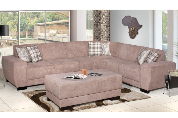New Home Furnishers  LOFT LIVING 4 PIECE CORNER by