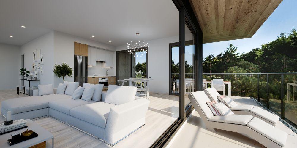 The Residences at Muskoka Bay Resort