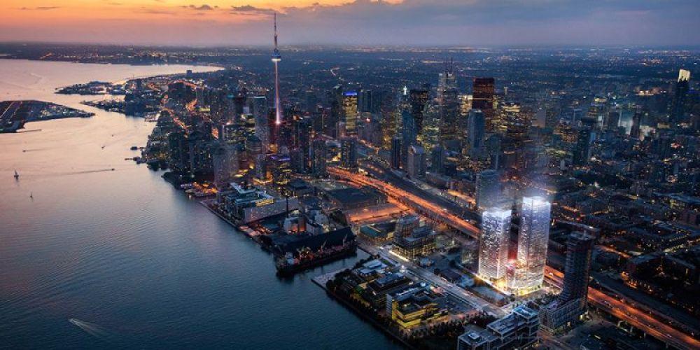 Lakeside Residences - city view