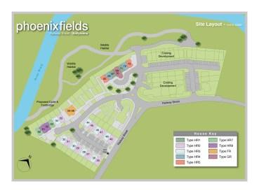 Phoenix-Fields_Site Layout